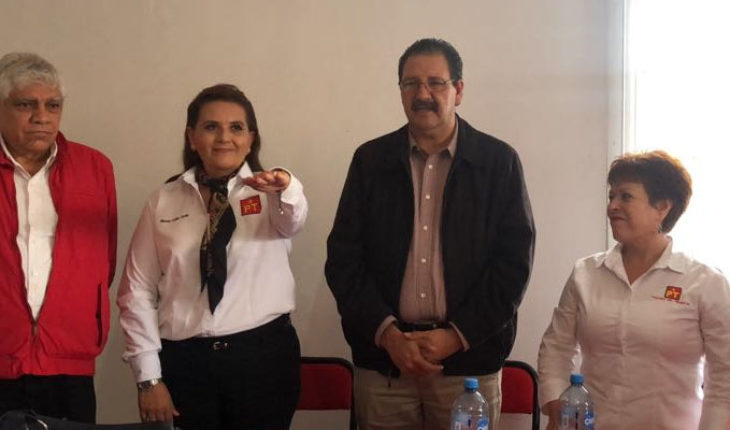Marcela boxes will be Coordinator of the caucus of the PT in the Congress of Michoacán Michoacán