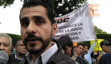 STAOOAPAS maintained the legality of its strike: Union Leader