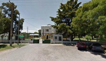 Teacher is electrocuted in a school of Melchor Romero