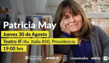 """""""Ciclo de Entrevistas Redes Virtuosas"""" continúa este jueves con la participación de Patricia May"""