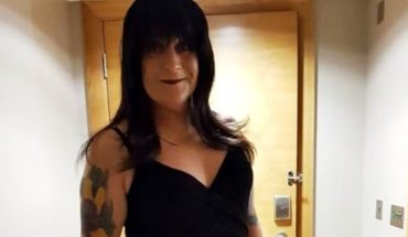 A transgender woman referees for the first time a party in United Kingdom