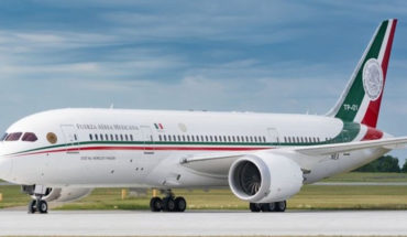 AMLO will be in the first days of December for sale or rent the presidential plane