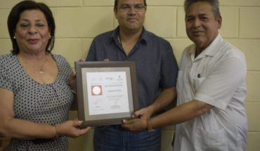 Adults receive certificates of completion of studies
