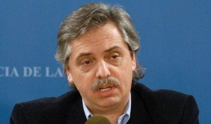 """Alberto Fernández said against Macri: """"his ability to govern is pathetic"""""""