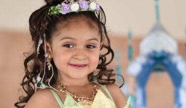 Allison festeja como princesa | DEBATE