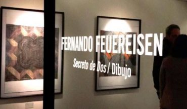 """Artist and designer Fernando Feuereisen: """"I understand the art work from a personal reflection that aims to establish one dialogue with other"""""""