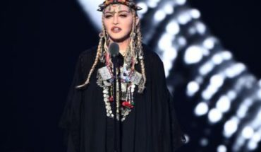 At the end only it was she: questioned tribute to Aretha Franklin's Madonna at the MTV Awards