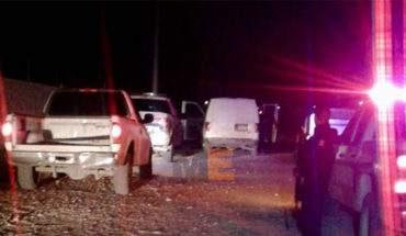 Balean and kill pedestrian on the satellite colony in Apatzingan, Michoacán
