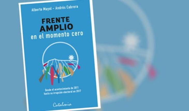"Book ""Frente Amplio in zero time"" by Alberto Mayol and Andrés Cabrera"