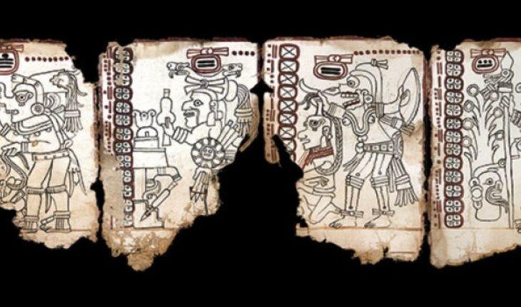 Códice Maya de México, el manuscrito más antiguo de América