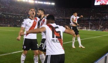 Cómodo y con autoridad, River le ganó a Racing y sigue en la Copa Libertadores