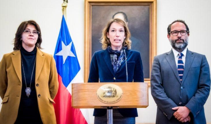 """Cancillería responde a contrademanda boliviana por Silala: """"Es una repetición de lo que han dicho siempre"""""""