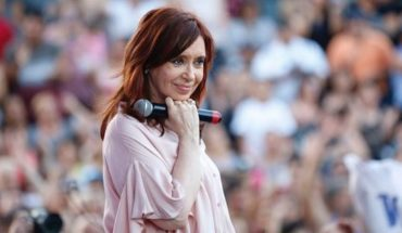 """Case bribes │Cristina Kirchner talked about notebooks and """"repentant"""" entrepreneurs"""
