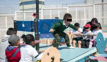 Children of inmates are returned to classes in Santa Martha