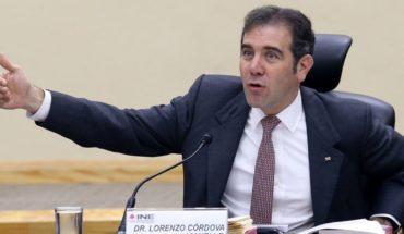 Closes INE cast of Senators and multimember members