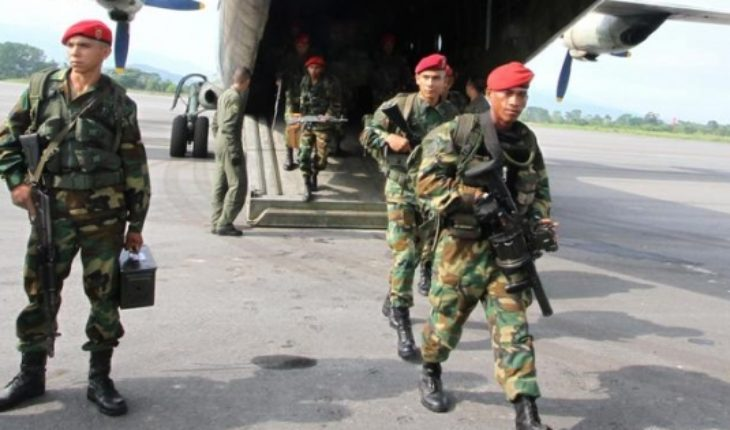 Colombia denounces Venezuelan military incursion with 2 helicopters and about 30 military