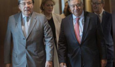 Colombia leads Venezuelan migrant crisis the UN