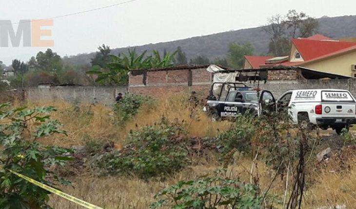 Cortador de papayas fallece y cuatro más resultan lesionados al ser golpeados por un rayo en Aquila, Michoacán