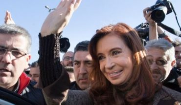 """Cristina Kirchner accepted the raids and put conditions: """"That Bonadio won't break anything"""""""