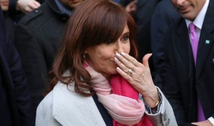 """Cristina Kirchner will not put """"no qualms"""" in the Senate if they pass the allanmientos"""