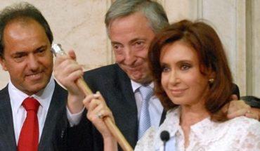 Cristina denunció que en el allanamiento se llevaron bandas y bastones presidenciales