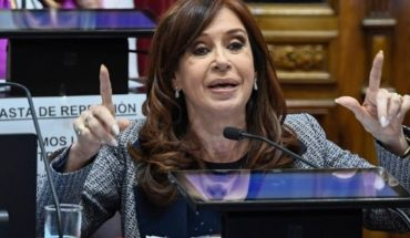 """Cristina was defended in the Senate: """"Do you really think the repentant to tell the truth?"""""""
