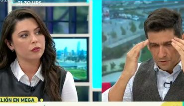 """Daniela Aránguiz was criticized for talking about """"heavy-handed"""" and mutilation of thieves"""