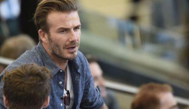 David Beckham will receive the UEFA President