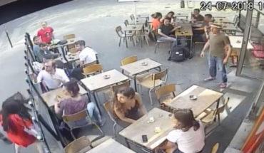 Detuvieron a presunto acosador que le pegó una cachetada a una mujer en París