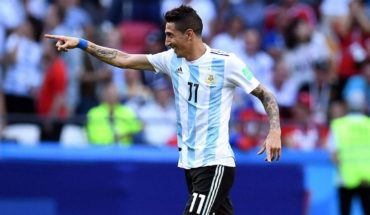Di Maria speaks of its not call with Argentina and Messi's