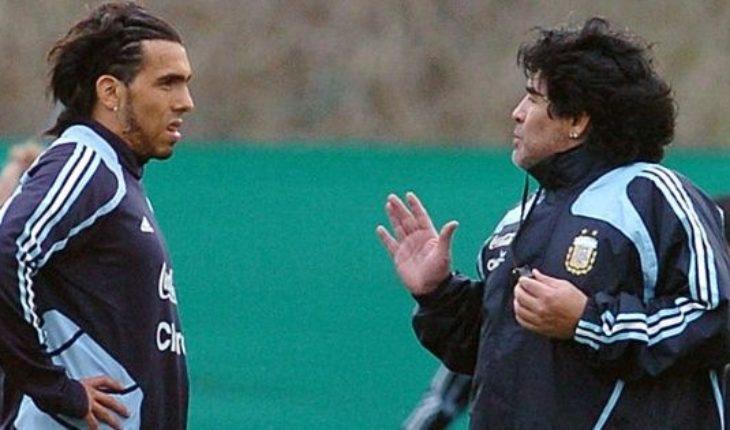 "Diego Maradona: ""If Carlos Tevez is macrista, no longer the player of the people"""