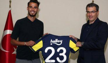 Diego Reyes tiene nuevo equipo, firma con el Fenerbahçe de Turquía