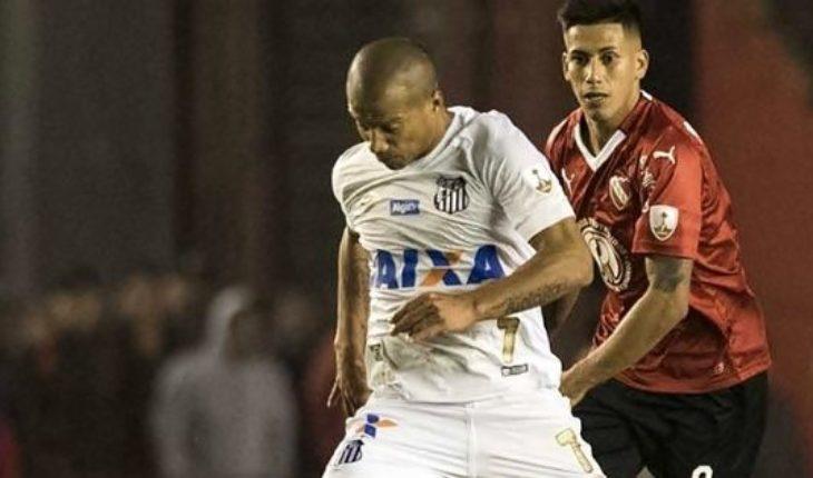 El fallo de la Conmebol sobre el partido entre Independiente y Santos