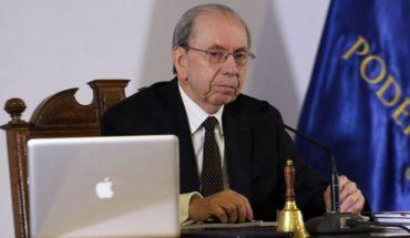 Fiscales de causas políticas declararon en proceso de destitución del fiscal nacional