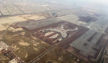 Future of the new airport is being decided in October: AMLO