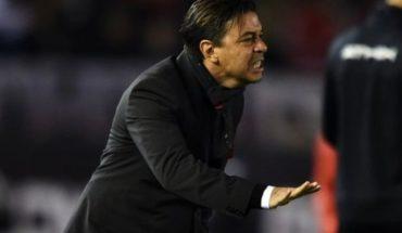"""Gallardo, sobre el caso Zuculini: """"Nosotros no cometimos ningún error, lo cometió la CONMEBOL"""""""