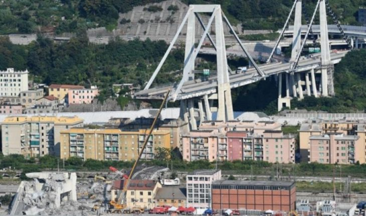 Genoa tragedy: the bridge designer alerted 40 years about the risks