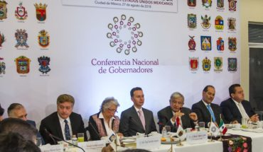 Gobernadores avalan delegados estatales de AMLO