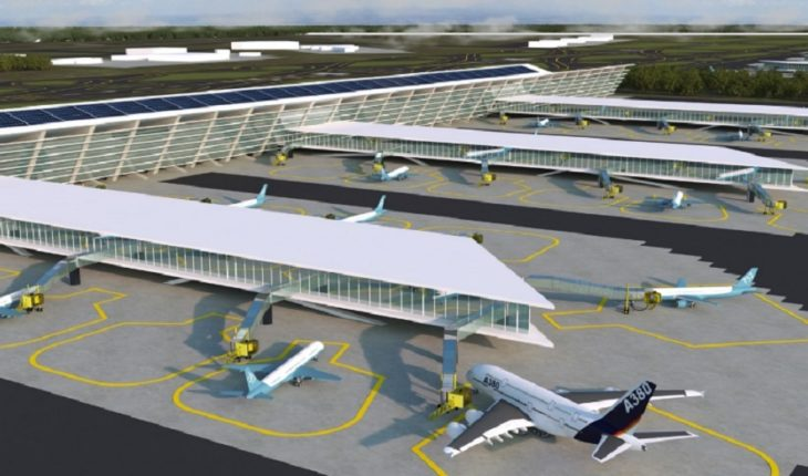 How would Santa Lucia Airport?