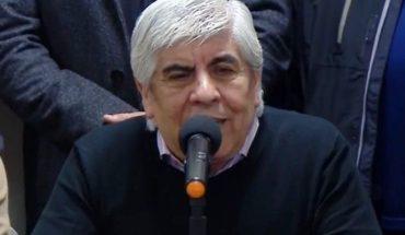 """Hugo Moyano: """"No nos van a doblegar. En octubre vamos a pedir más aumentos salariales"""""""
