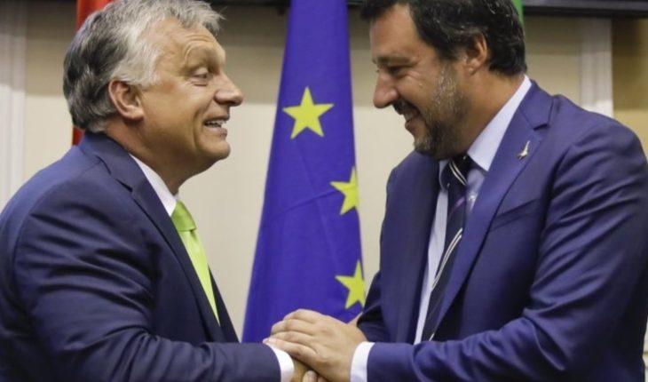 Hungría e Italia se comprometen a cambio sobre migración
