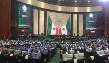 Instalan 64 Legislatura en San Lázaro