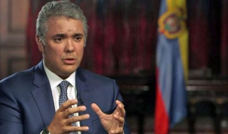 """Interview with the President of Colombia, Iván Duque: """"If the dictatorship of Venezuela does not complete, the migration does not stop"""""""