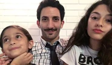 """Juan Minujín: """"convert much of abortion with my daughters'"""