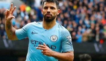 Kun Aguero was showcased with a hat-trick in the thrashing of Manchester City