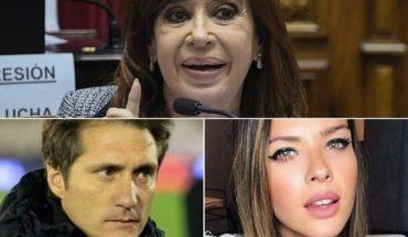 La denuncia de CFK, Guillermo habló de Zuculini, La China mostró a su hija Rufina, la confesión de Fabiana Cantilo y mucho más...