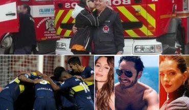 La echaron por su orientación sexual, jugador deja Boca, la reacción de la China por el like de Vicuña a Pampita, y mucho más...