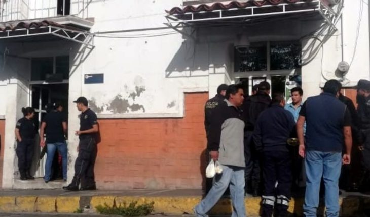 Leaks out guilty of criminal in Puebla; arman large
