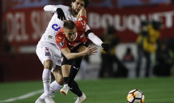 Libertadores: Conmebol sancionó a Santos y dio la victoria a Independiente por 3-0