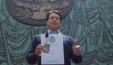 Mario Delgado coordinará a diputados de Morena